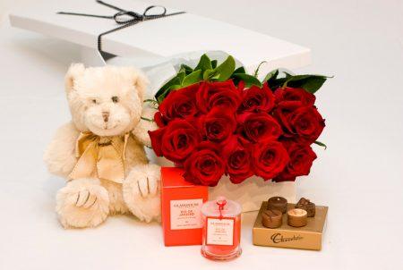 True Love Valentines Day Flowers Sydney
